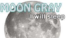 ムーングレイ/moongray